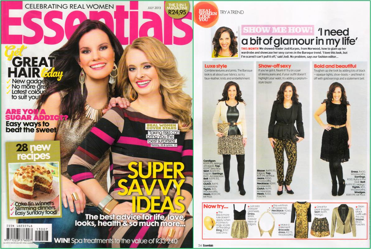 Jodi Essentials July 2013