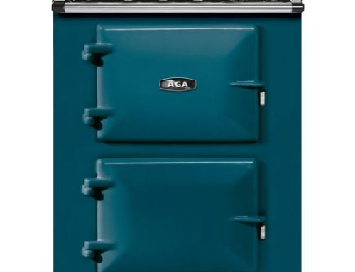 Reignite your kitchen this spring with the AGA-oven