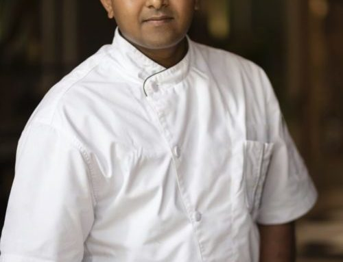 Executive Chef Justin Maharaj now rules the kitchen at Fairlawns Boutique Hotel & Spa